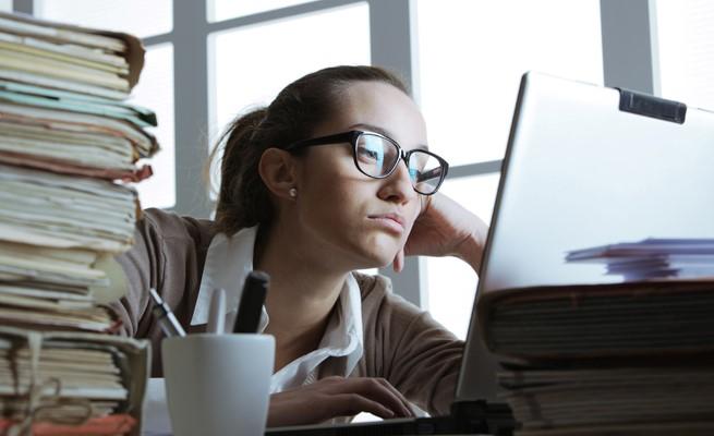 Lentes para proteção dos olhos no uso do computador